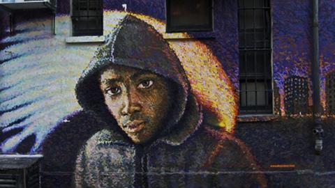Street art by Jimmy C. Pic: Sasha Filimonov