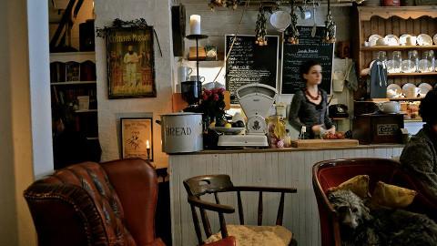 The Vintage Emporium. Pic: Giorgia Pautasso