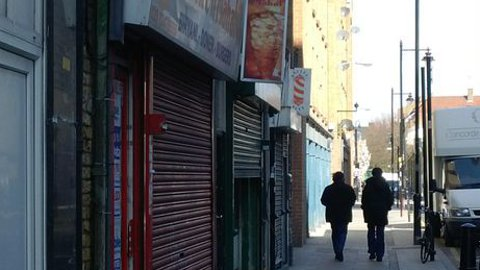 Regulating sexual entertainment venues in Tower Hamlets. Copyright: Evy Samuelsson