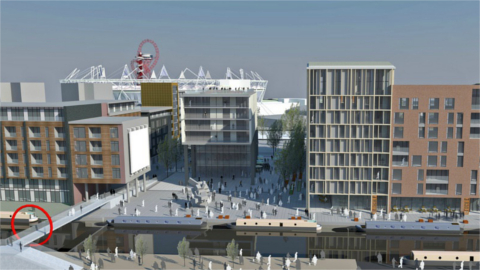 Neptune Wharf pic: Stock Woolstencroft 2012