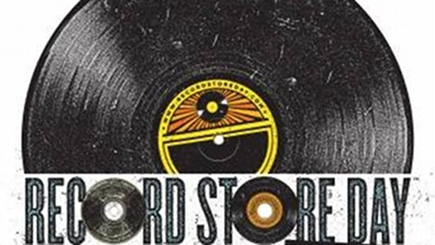 RSD Press Short Record Store Day Official gimped