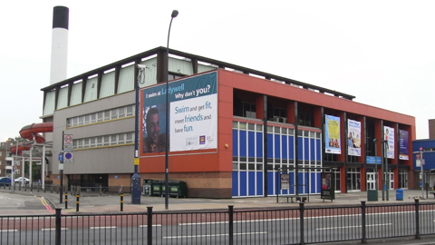 Ladywell Leisure Centre will close once Lewisham's new leisure Centre is complete. Pic: Wikimedia Commons