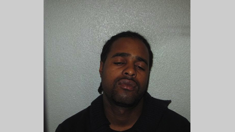 Barry Normah was sentenced to four years. Pic: Met Police