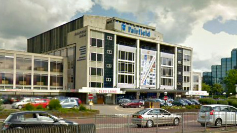 Fairfield Halls, Croydon Pic:Google Street View