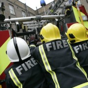 Fire Fighters Pic: Fire Brigade's Union London