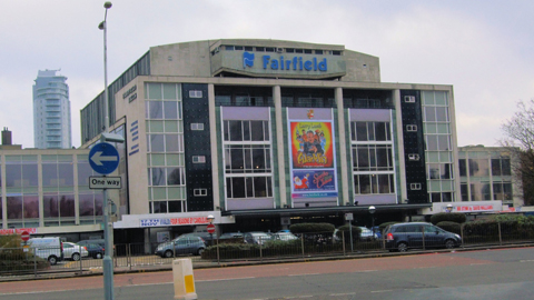 Croydon's Fairfield Halls need a facelift Photo: Flickr