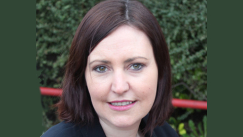 Labour 2015 candidate Vicky Foxcroft. Pic: ELL