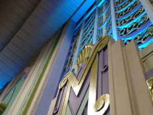 M... for Democracy! The Troxy, Tower Hamlets Vote. Pic: John Wakefield