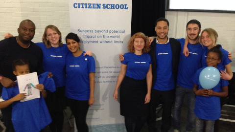 Citizen School hopes to open in September 2015. Pic: Jack Simpson