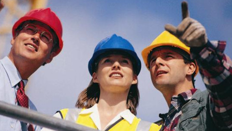 Encouraging women in construction. Pic: University of Salford