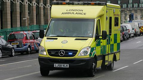 Croydon woman dies mysteriously. Pic: Darren Hall