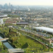 Queen Elizabeth Olympic Park Pic: London Legacy Development Corporation