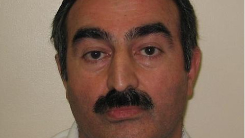 Ali Tok, found guilty of sexual assault. Pic: Met Police