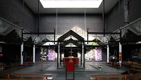 St Paul's Church. Pic: National Churches Trust