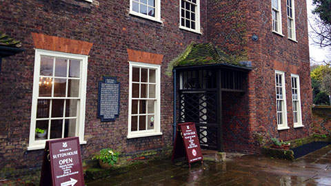 Sutton House. Pic: Laura Raphael