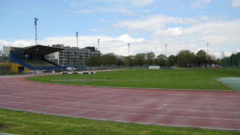 Mile End Stadium has seen few BME athletes. Pic: geograph.org