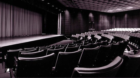 Theatres open their doors for November festivals. Pic: Sternberg Family Collection