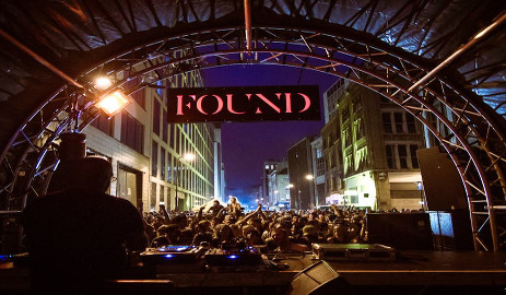 Found Festival. Photo: Foundfestival