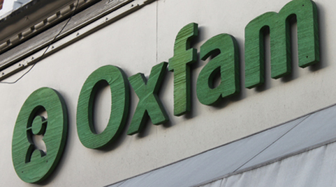 Oxfam cuts poverty programs. Pic: Oxfam