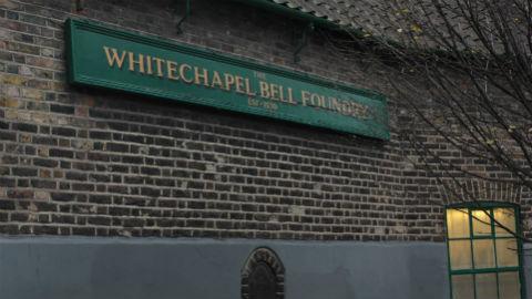 Whitechapel Bell Foundry Pic: Jordan Koehl