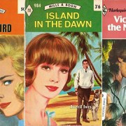 Ida Pollock covers Pic: Mills & Boon and Harlequin Romance