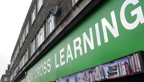 New Cross Learning Centre : New Cross Learning Centre
