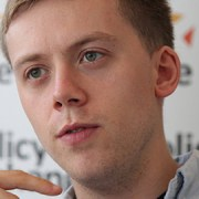 Peoples Assembly speaker Owen Jones Pic: Policy Exchange