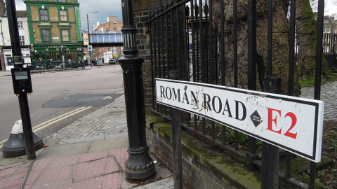 Roman Road Pic: David McKelvey