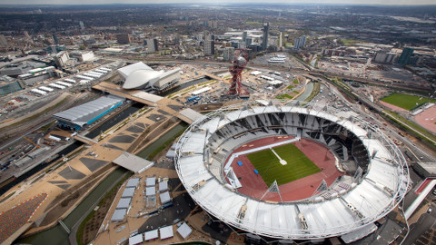 Olympic Park Pic: Olympic Park