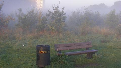 Hackney Marshes: Photo Credit Sludge G