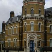 Old Poplar Town Hall. Pic: Derek Harper