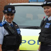 PCSOs Karen Creech-Photo Credit Metropolitan Police