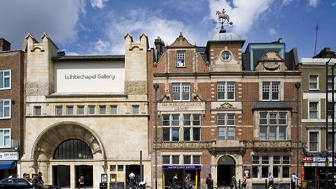 Whitechapel Gallery: Photo by LeHaye