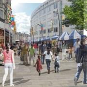 Catford regeneration project. Pic: Lewisham Council
