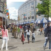 Catford regeneration project. Pic: Lewisham Council