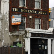 Montague Arms. Pic: Pippa Bailey