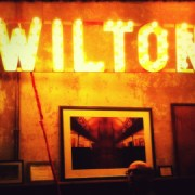 Jazz at Wilton's. Pic: Christopher Moisan