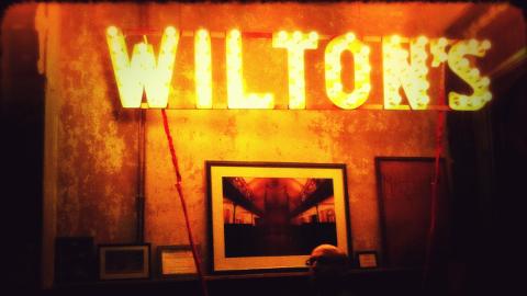 Jazz at Wilton's. Pic: Christopher Moisan