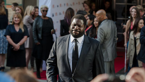 Ex Goldsmiths student Steve Mcqueen at the Oscars 2014  Photo: Ping Foo