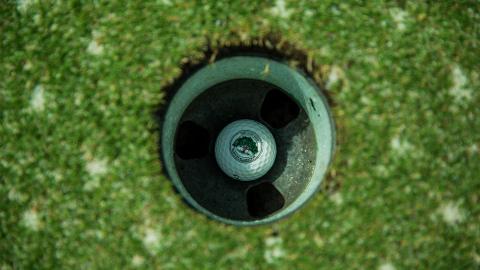 golfers gimped