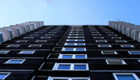 Tower Block Pic: Rob McDougall