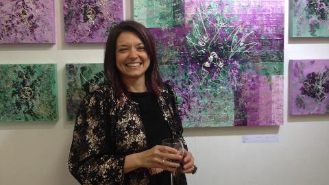 artist Dimitra Viveli