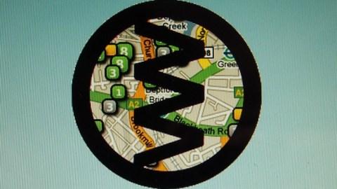 The logo for OWN community Internet