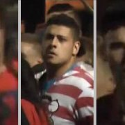 CCTV images of the men police want to trace