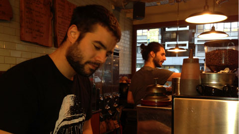 Meet The Trader Exmouth Coffee Company Eastlondonlines