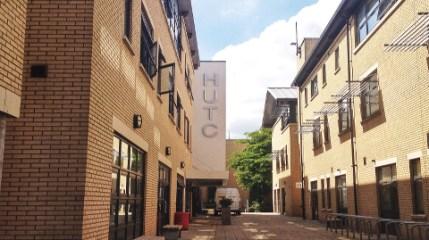 Hackney University Technical College Pic: Jimena Marseillan