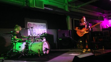 Honeybloods at Rough Trade 2014. Pic: Daniela Paiva