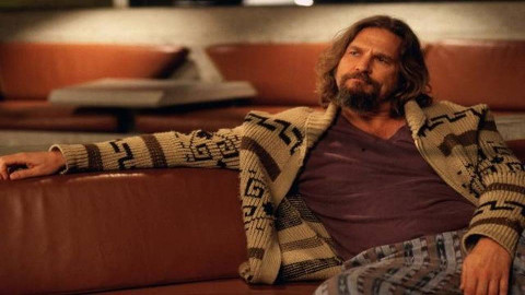 Jeff Bridges from the movie The Big Lebowski Credit FILEPHOTO