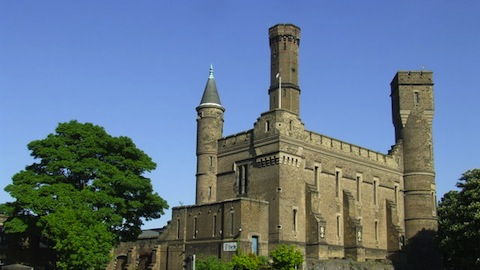 The Castle Climbing Centre Pic: Malc McDonald