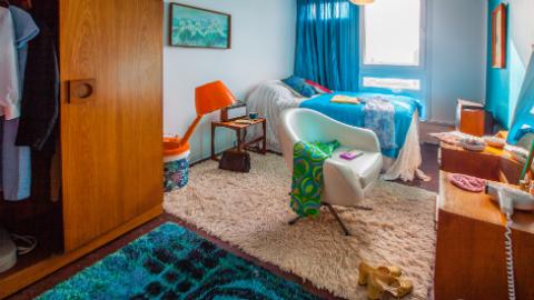 Adult bedroom Balfron Edward Haynes